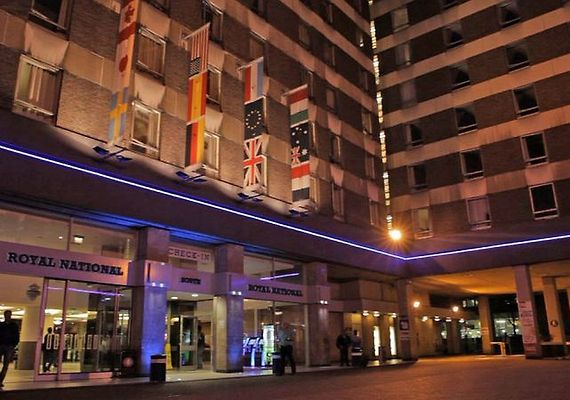 Royal National Hotel London Hammersmith And Fulham Hotels Of